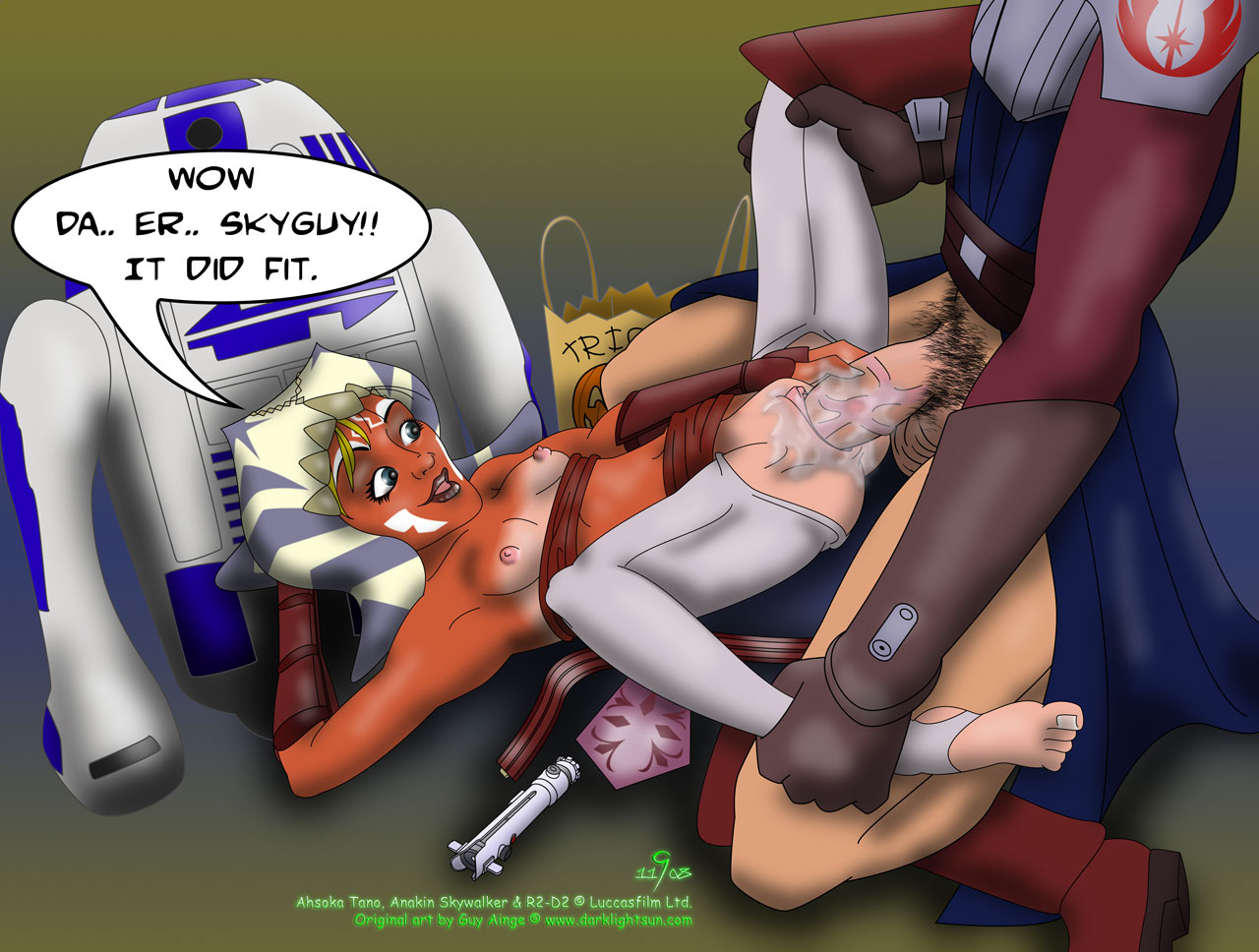 Star wars ahsoka sex videos fucked pictures